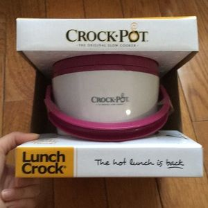 Lunch Crock Mini Slow Cooker